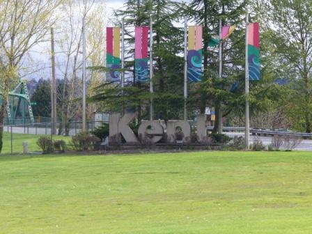 Welcome to Kent, Washington