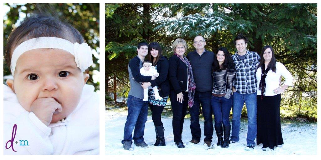 REEDER CLAN HOLIDAY PIC 2014