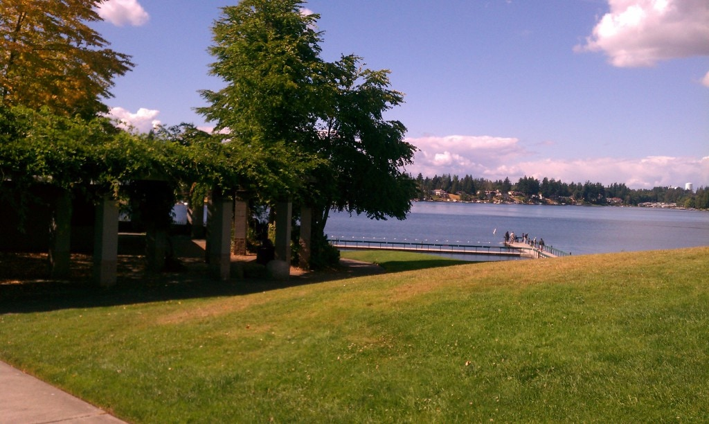 Lake Meridian, Kent, Washington