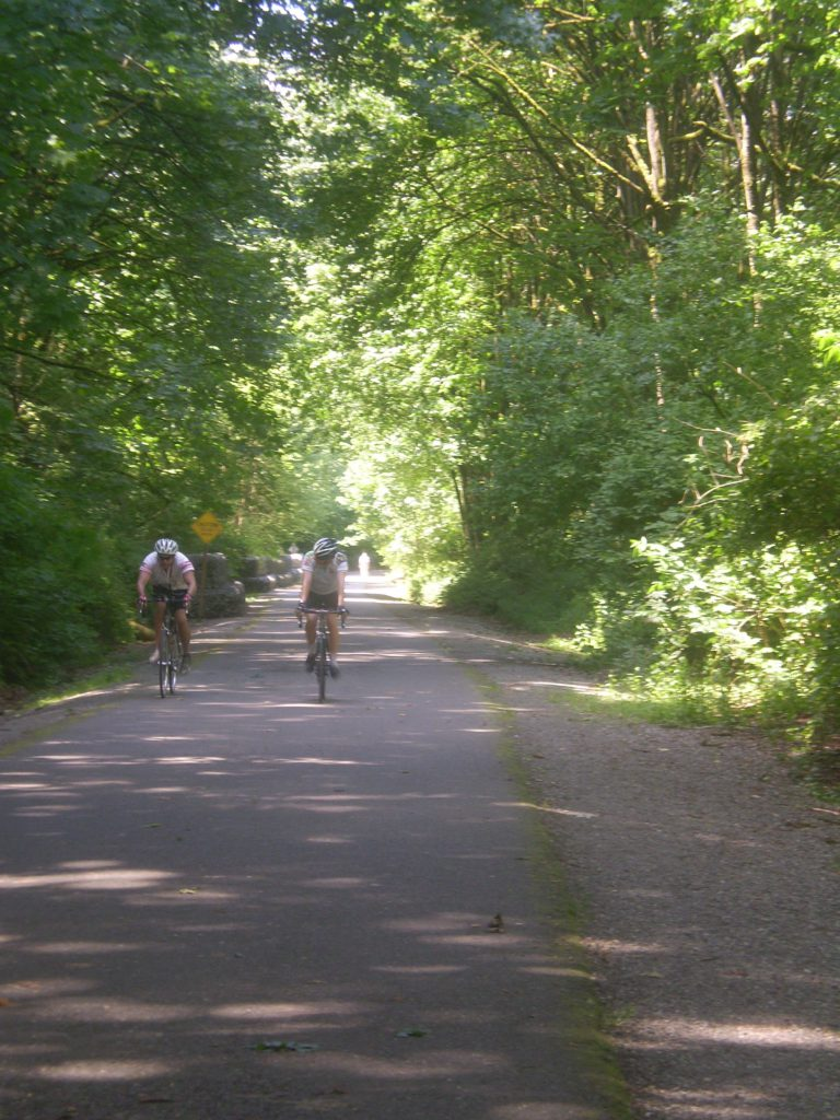 Cedar River Trail, Renton, Washington