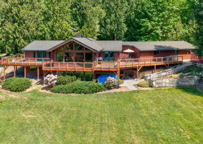 Beautiful Custom Home on Shy 2-Acres! – Sold