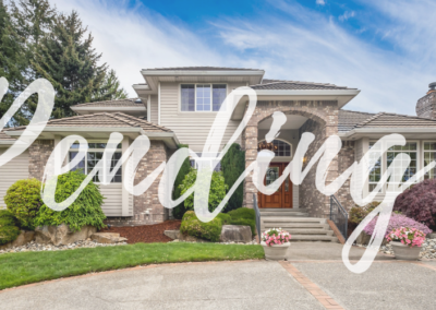 Wonderful Home in the Meridian Valley Country Club! – Pending