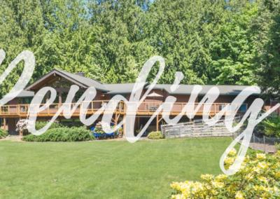 Beautiful Custom Home on Shy 2-Acres! – Pending