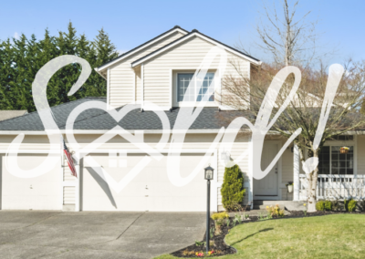 Great Move-In-Ready Home in Meridian Park Vista! – Sold